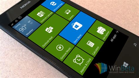 windows mobile messaging app no longer disappears on windows 10 mobile