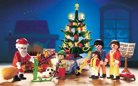 playmobil 3931 christmas room ebay
