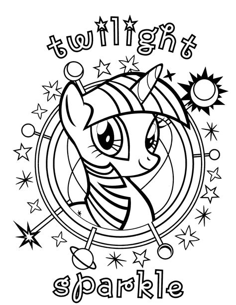 Mylittlepony Coloring Book S my pony colorear e imprimir coloring pages for