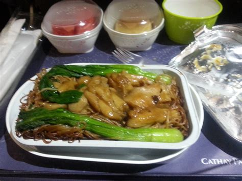 pacific cuisine fly back to brisbane cathay pacific live in bne