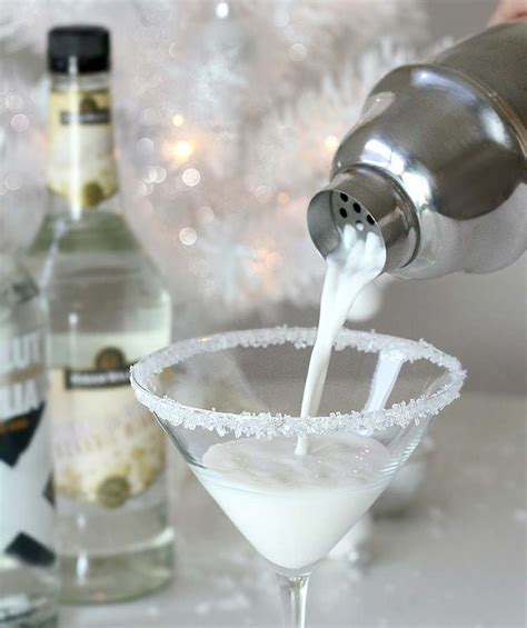 white chocolate martini white chocolate snowflake martini com fashion blog