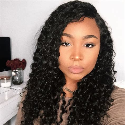 popular loose curl wig buy cheap loose curl wig lots from 150 density indian remy hair 360 lace wigs loose curl 360