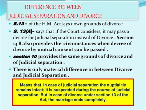 divorce under section 13 badar uz zaman hindu law