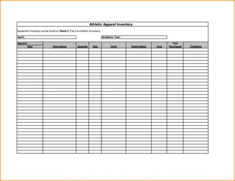 Restaurant Inventory Spreadsheet by Bar Inventory Spreadsheet Free Buff