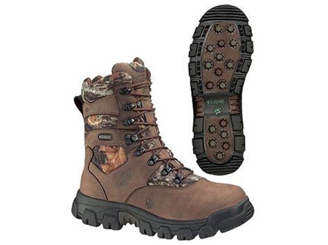 scent lok boots wolverine hawthorne 8 waterproof 400 gram insulated