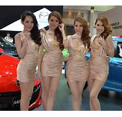 Girls At 2012 Thai Motor Expo  Photo Gallery
