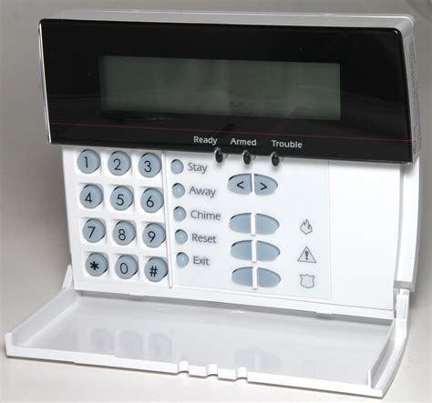 Alarm Dsc new dsc power series lcd 5500z lcd5500z alarm keypad with