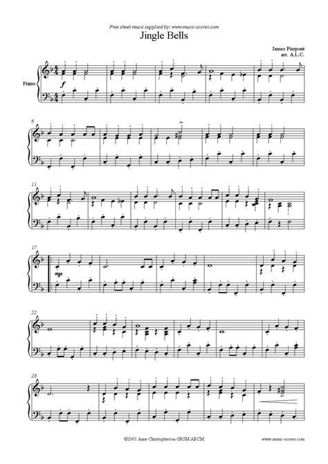 printable sheet music for jingle bells piano music in leters jingle bells new calendar template