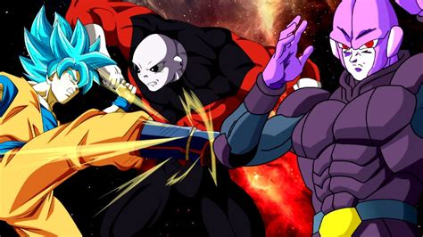 imagenes de goku hit y jiren hit vs jiren vs goku who will win in hindi dragon ball