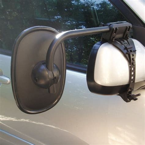 L Plus Mirrors by Caravansplus Ora Towing Mirrors Mirror Mounted Pair