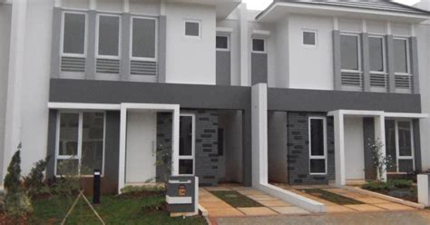 variasi cat rumah warna abu abu simple  minimalis