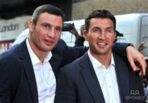 klitschko brothers who is better 1000 images about klitscko brothers on vitali