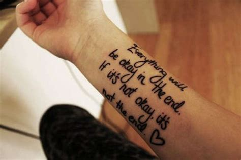 cute wrist tattoo sayings 105 and sensational wrist tattoos and designs