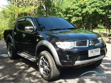 triton mitsubishi 2010 mitsubishi triton 2010 motors co th