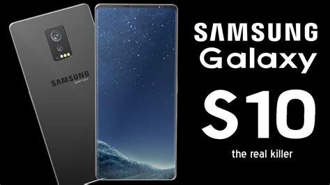 Samsung Galaxy S10 Edge by Samsung Galaxy S10 Trailer Concept With Edge Ultra Slim Design Silent Trick