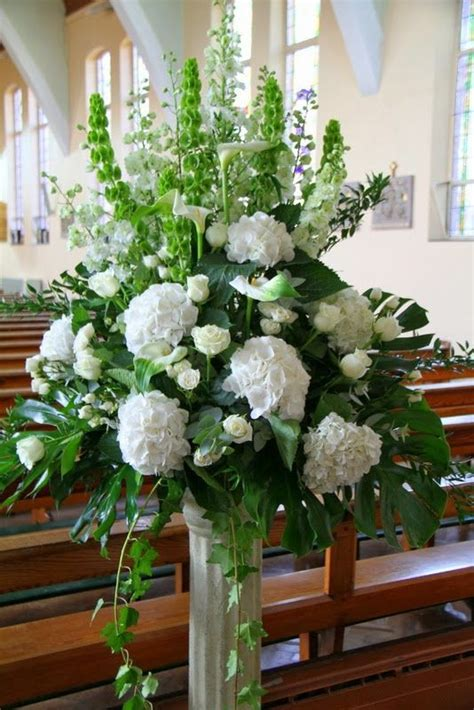 church wedding flowers images 153 best church flowers images on church