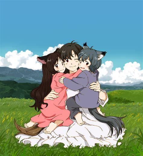 ookami kodomo no ame to yuki ookami kodomo no ame to yuki bdrip 1080p 720p sub esp