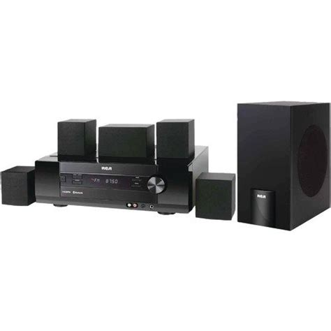 review rca rt2781h 5 1 home theater system 1000 w