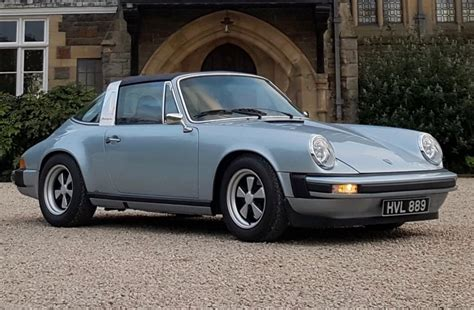 electric porsche conversion 1979 porsche 911 gets tesla ev conversion keeps manual
