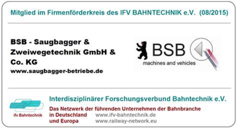 bsb saugbagger und zweiwegetechnik stefan mattes gmbh co kg neues f 246 rderkreismitglied bsb saugbagger und