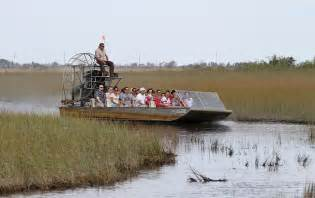 Used Florida Airboat