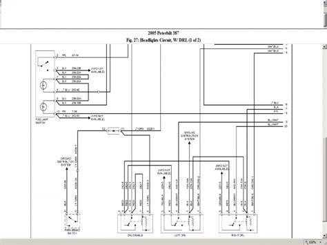 peterbilt wiring diagram style guru fashion glitz