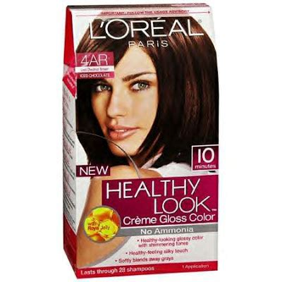 non ammonia hair color beautytiptoday l oreal adds new no ammonia 10 minute