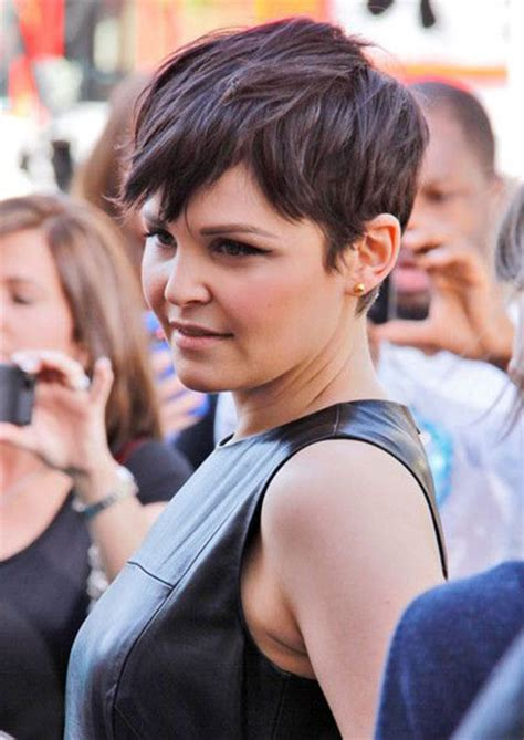 pixie cuts how to style a ginnifer goodwin pixie ginnifer goodwin pixie cut pictures short hairstyles