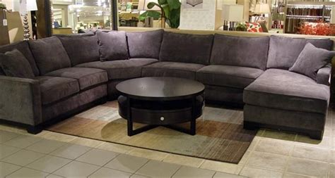 eggplant colored couch gypsy eggplant sectional couch family room pinterest