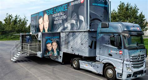 me a truck der infotruck der m e industrie me vermitteln de