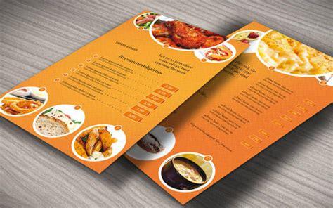 custom menu template custom food menu template by r3generaldesigns on envato studio