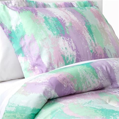 watercolor bedding set watercolor comforter set pillowfort target