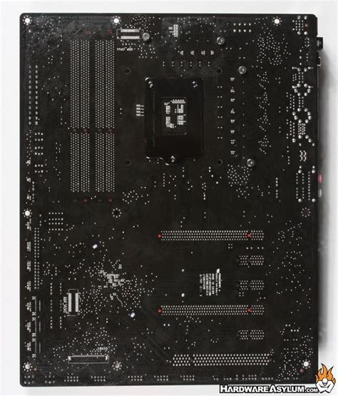 force layout features quantum force p67 rattler motherboard review board