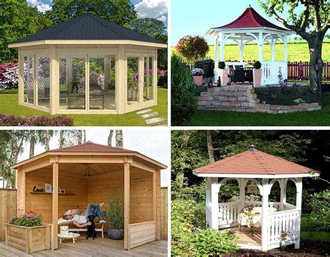 Gartenpavillion Aus Holz by Gartenpavillon Inspirationen Historische Moderne Formen