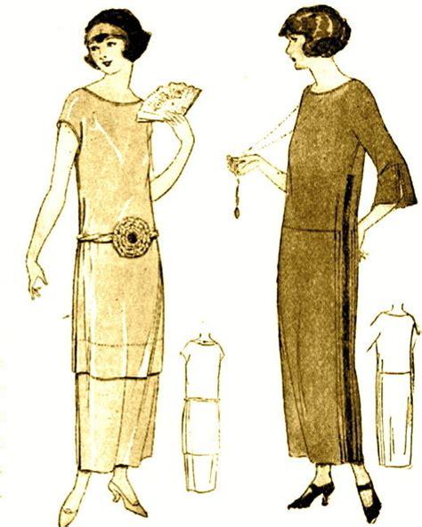 sewing pattern pdf vintage vintage downton abbey era 1920s diagram sewing pattern