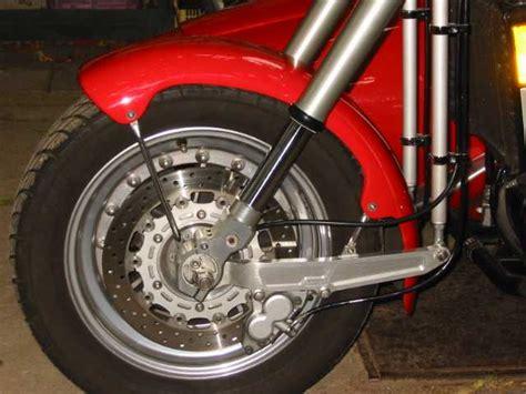 Motorrad Gabel Eintauchen by Technik