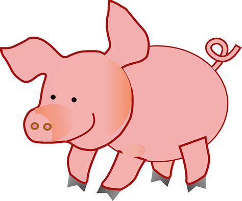 imagenes de otoño animado cerdo animada buscar con google animals 2 pinterest