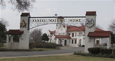 kansas masonic home wichita ks freestanding arches on