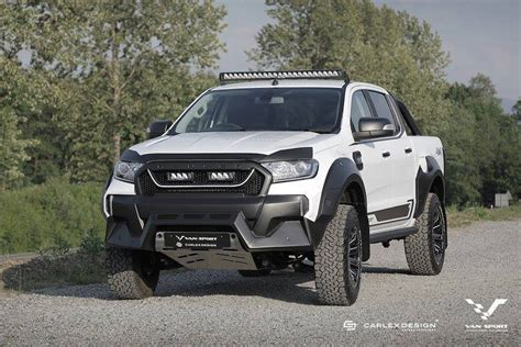 ford m m sport ford ranger pictures auto express