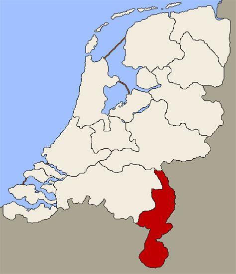 netherlands limburg map image gallery limburg