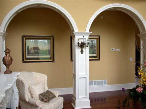 interior column trim ideas discount moulding discount kitchen direct cabinets