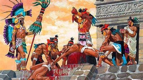imagenes de fondos aztecas las crueles pr 225 cticas can 237 bales de los aztecas que