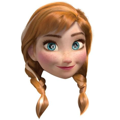 Home Decoration For Birthday Party by Disney Frozen Anna Mask This Party Started