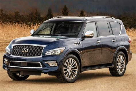 infiniti jeep used 2015 infiniti qx80 for sale pricing features