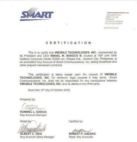 authorization letter sle for globe telecom authorization letter globe 28 images sle authorization