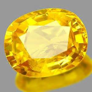 yellow sapphire or pukhraj is a precious gemstone to get