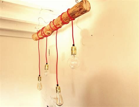 eclairage suspendu cable luminaire suspendu lustre flottant bois ch 234 ne massif