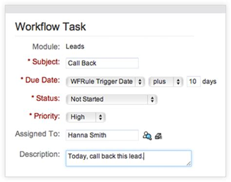 zoho workflow zoho crm workflow management ican cloud apps