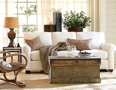 Table Ls Living Room Pottery Barn by Trunk For Coffee Table Idea Living Room Ideas