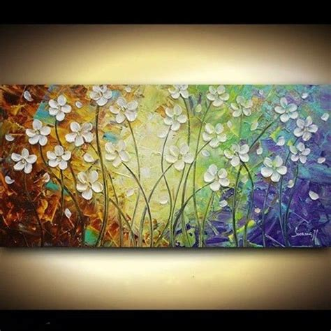 large artwork modern abstract huge wall art oil painting no frame